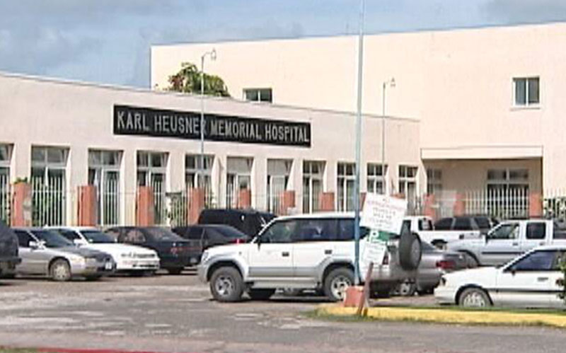 KARL HEUSNER MEMORIAL HOSPITAL – (Belize City – Belize)