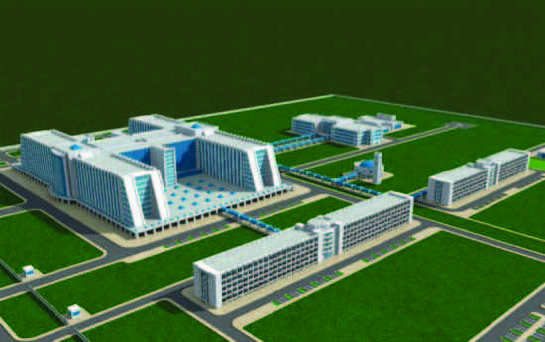 AL BASHIR MEDICAL CITY PROJECT